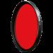 B+W Filtro serie F-PRO MRC 090 Rosso medio 86mm