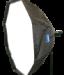 Chimera Bank Video HI HEAT OctaPlus 4 120cm interno argento