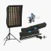 Chimera Kit Video Pro Plus One small c/ illuminatore Triolet 500W 120v. stativo e borsa