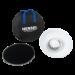 Hensel Kit Beauty Dish bianco con griglia a nido d`ape cm56  e borsa