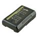 Jupio Batteria V-Mount spia LED 14.4v 6600mAh (95Wh) - D-Tap and USB 5v DC Output