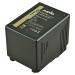Jupio batteria V-Mount (RED Raven/Dragon) 14.8v 9600mAh (142Wh) - spia LED . D-Tap and USB 5v DC Output