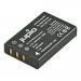 Jupio Batteria fotocamera NP-120 per Fuji/DB-43 per Ricoh/D-Li7 per Pentax