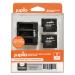 Jupio Caricatore  triplo USB per batterie  GoPro Hero 5  Hero 6  Hero 7 + 2 batterie