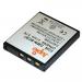 Jupio Batteria fotocamera CGR-S004E/DMW-BCB7/BCM7 Panasonic