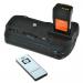 Jupio Batterygrip per Canon 750D/760D/X8i/T6s/T6i (BG-E18)