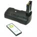 Jupio Batterygrip per Nikon D40/D40X/D60/D3000/D5000