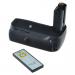 Jupio Batterygrip per Nikon D80/D90 (MB-D80)
