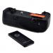 Jupio Batterygrip per Nikon D500 (MB-D17) + 2.4 Ghz Wireless