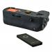 Jupio Batterygrip per Panasonic DC-G9 (DMW-BGG9)