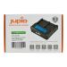 Jupio caricabatteria doppio for Fuji NP-T125