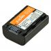 Jupio Batteria videocamera Sony NP-FH50