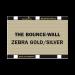Sunbounce BOUNCE-WALL pannello riflettente A4 zebra oro  argento – retro bianco
