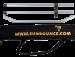 Sunbounce SUN BOUNCE telaio 60x90cm con borsa per trasporto